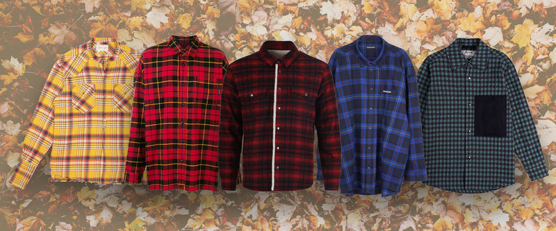 Fall's Most Versatile Staple: The Flannel Shirt