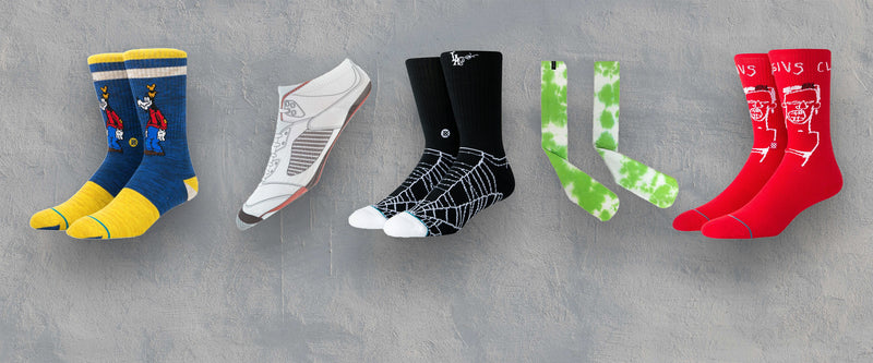 Gia Seo Selects 5 Must-Have Socks In The SHOP