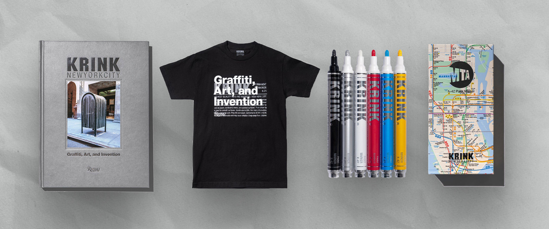 How Krink's Craig Costello Turned A Passion For Graffiti Into A Global Business