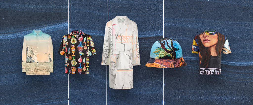 Shop The Art Trend With Pieces From Etudes, Valentino, And Off-White