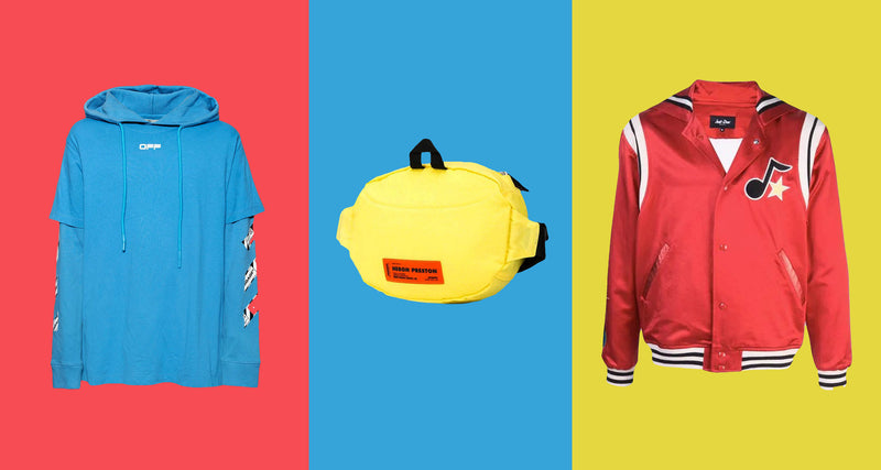 Primary Colors Are Having a Moment. Here's How to Wear Them