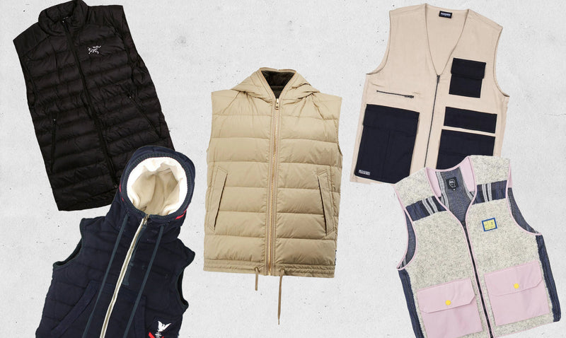 Vested Interest: Fall/Winter Vests To Shop Now
