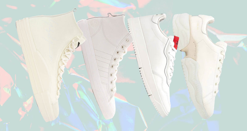 The All-White Adidas You Need That Aren't Stan Smiths