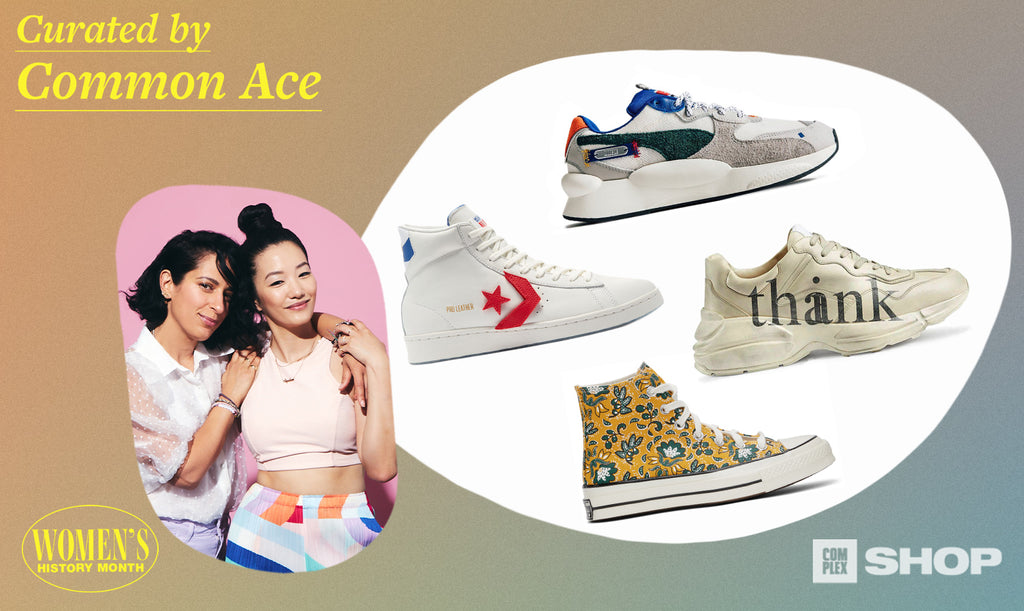 Common Ace Founders, Sophia Chang and Romy Samuel, Talk Making the Sneaker Industry More Inclusive