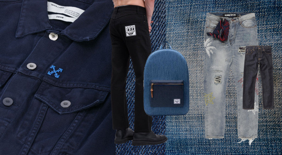 SHOP: The Denim Essentials to Own Right Now