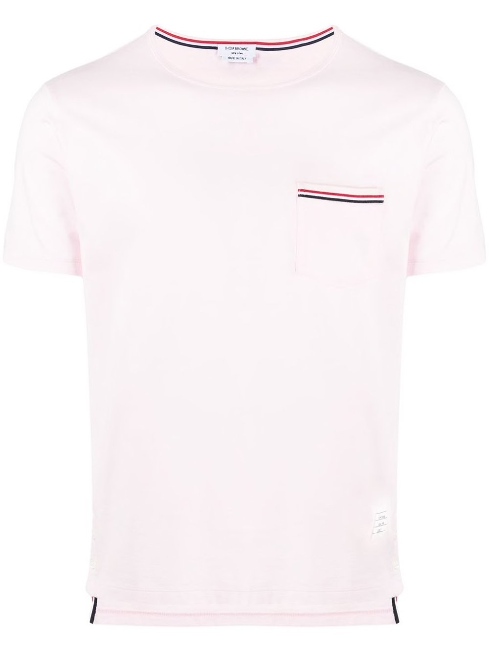 Pink Short Sleeve Pocket T-Shirt
