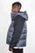 Grey & Black Himalayan Down Parka thumbnail 2