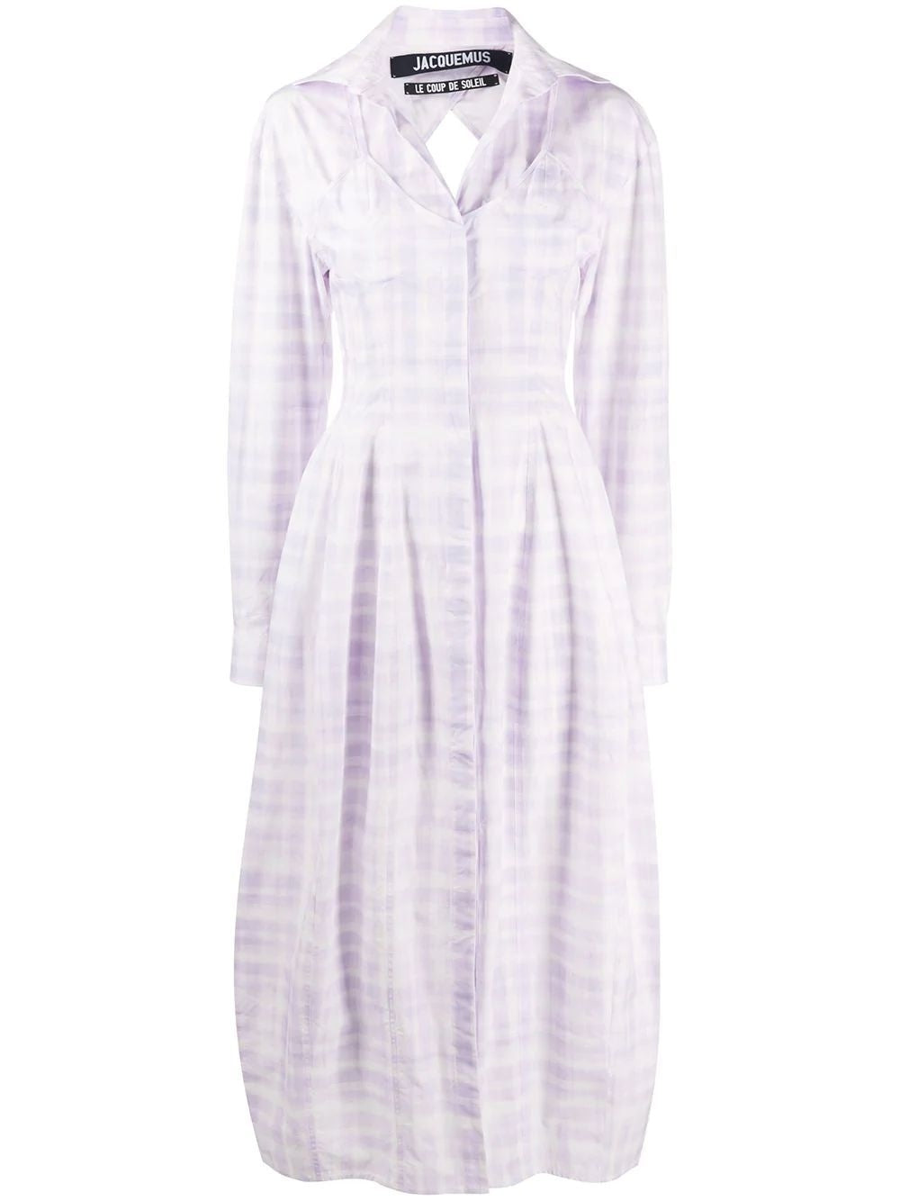 Purple La Robe Valensole Dress