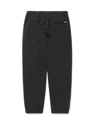 Black SP-Logo Sweatpants