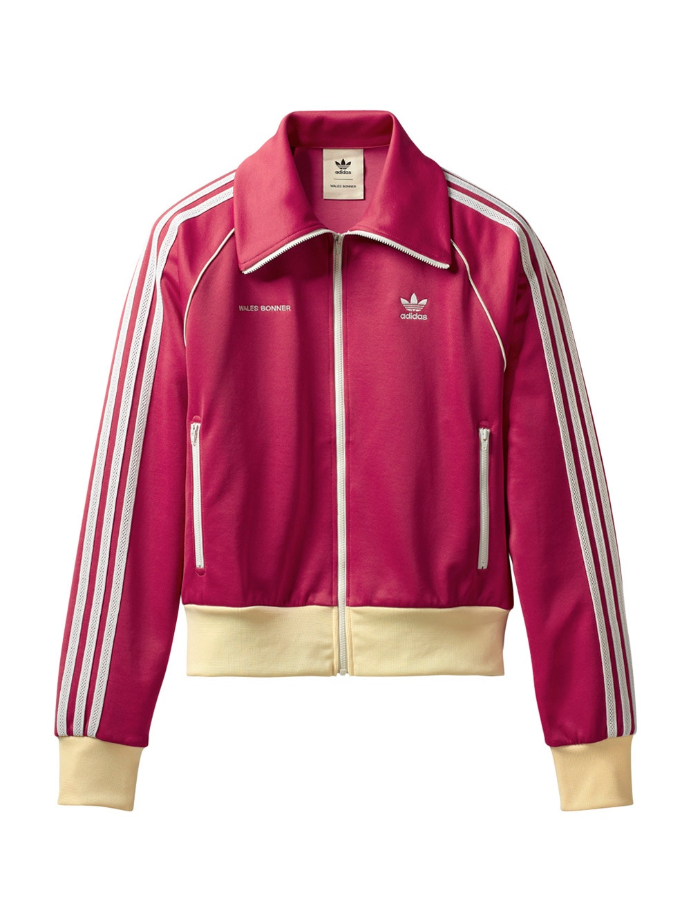 Pink X Wales Bonner 70s Striped Track Jacket