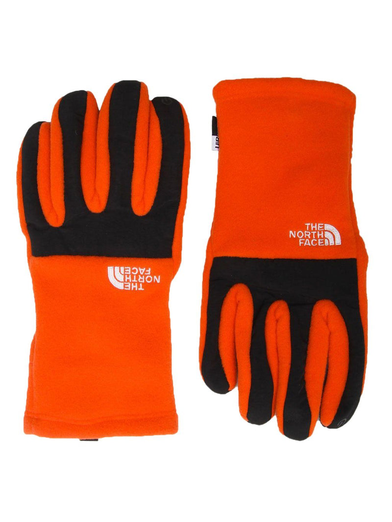 Orange & Black M Denali Etip Flare Gloves