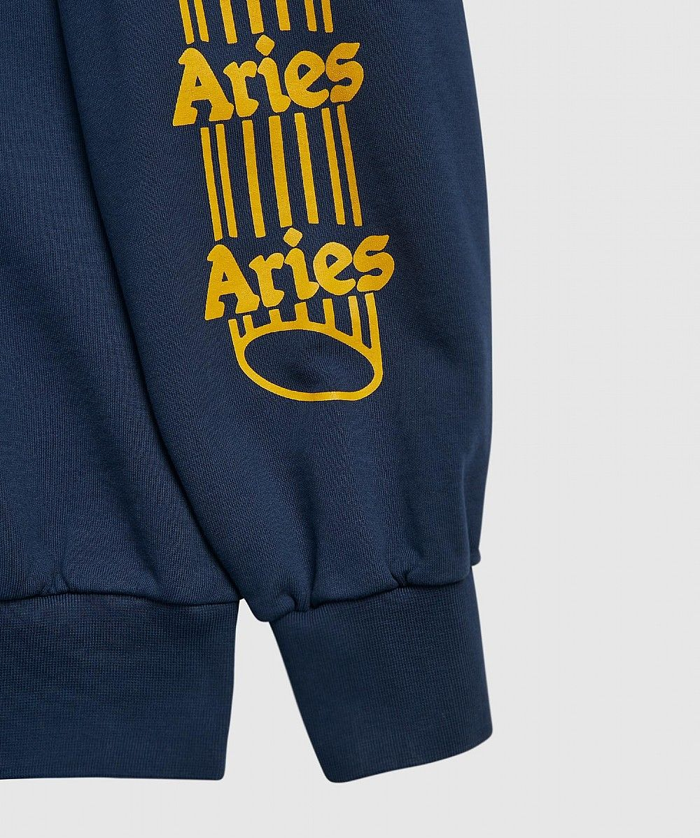 Blue Column Sweatshirt