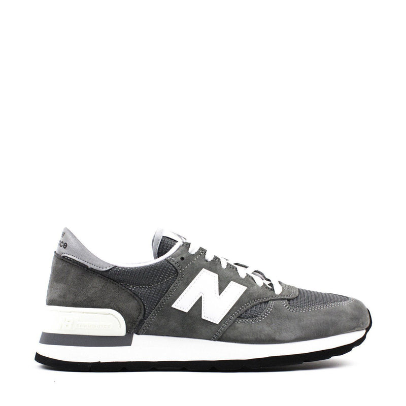 Grey 990 Made In USA Sneakers