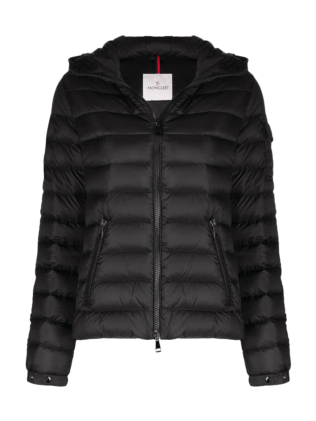 Black Bles Giubbotto Down Puffer Jacket