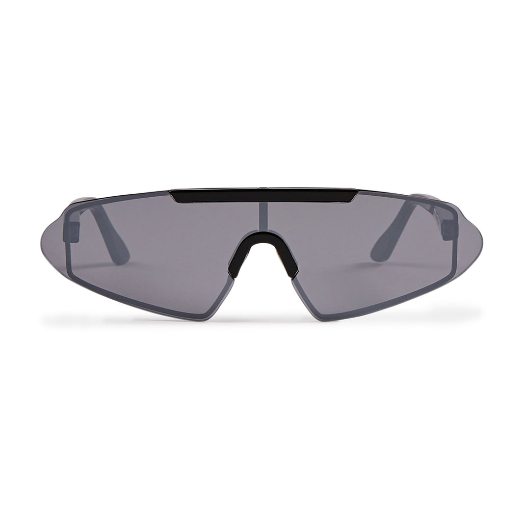 Black & Silver Bornt Sunglasses