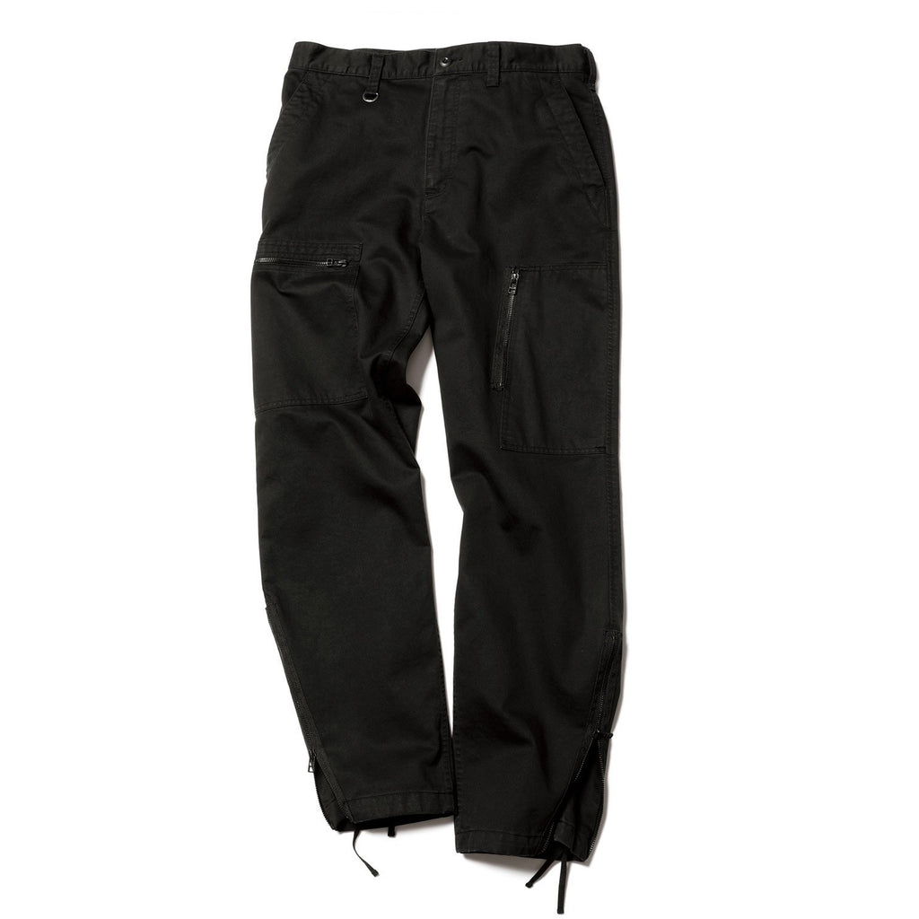 Black Flight Pants
