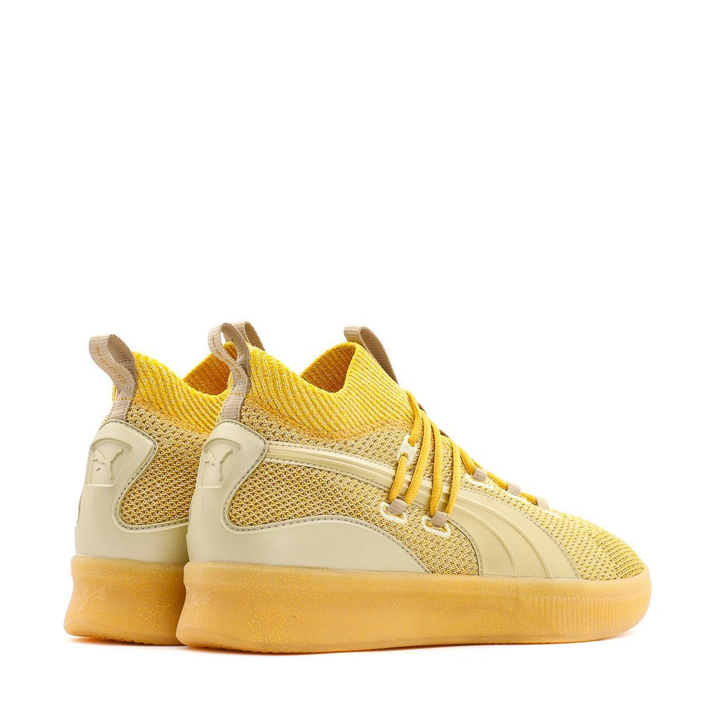 Gold Basketball Clyde Court Title Run Shoes