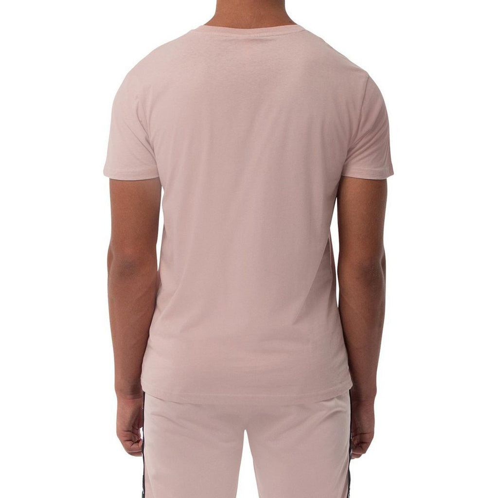 Pink & Silver Authentic Estessi Slim T-Shirt
