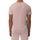 Pink & Silver Authentic Estessi Slim T-Shirt thumbnail 2