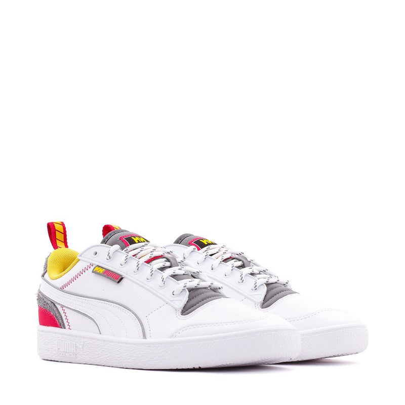 White Helly Hansen Ralph Sampson Sneakers