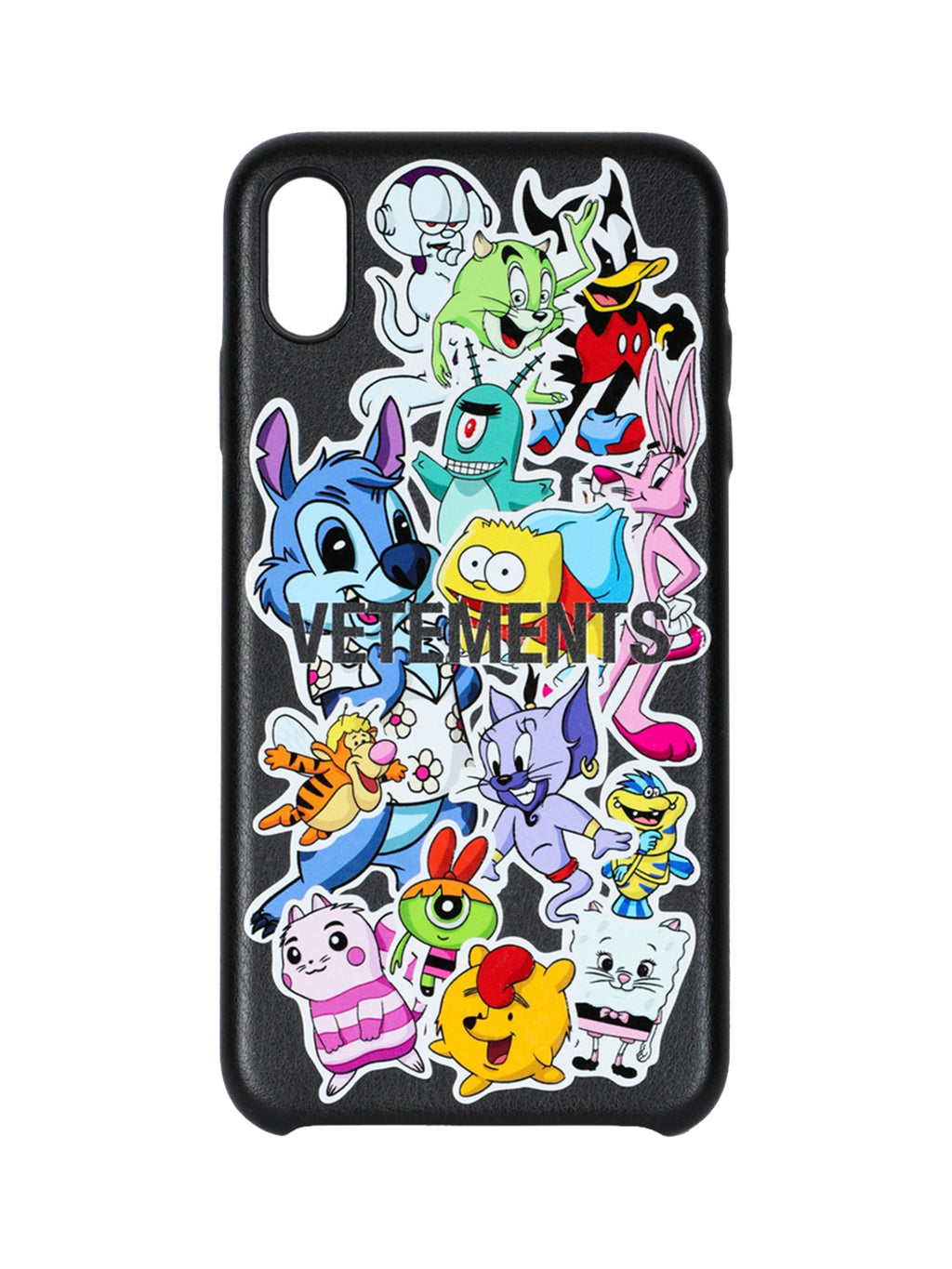Multi Monsters Stickers iPhone Case