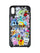 Multi Monsters Stickers iPhone Case thumbnail 1