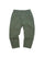 Olive Cotton Ripstop Drawstring Pants thumbnail 1