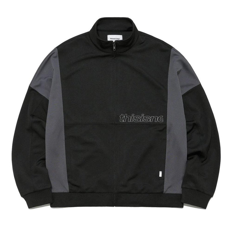 Black HSP Track Jacket