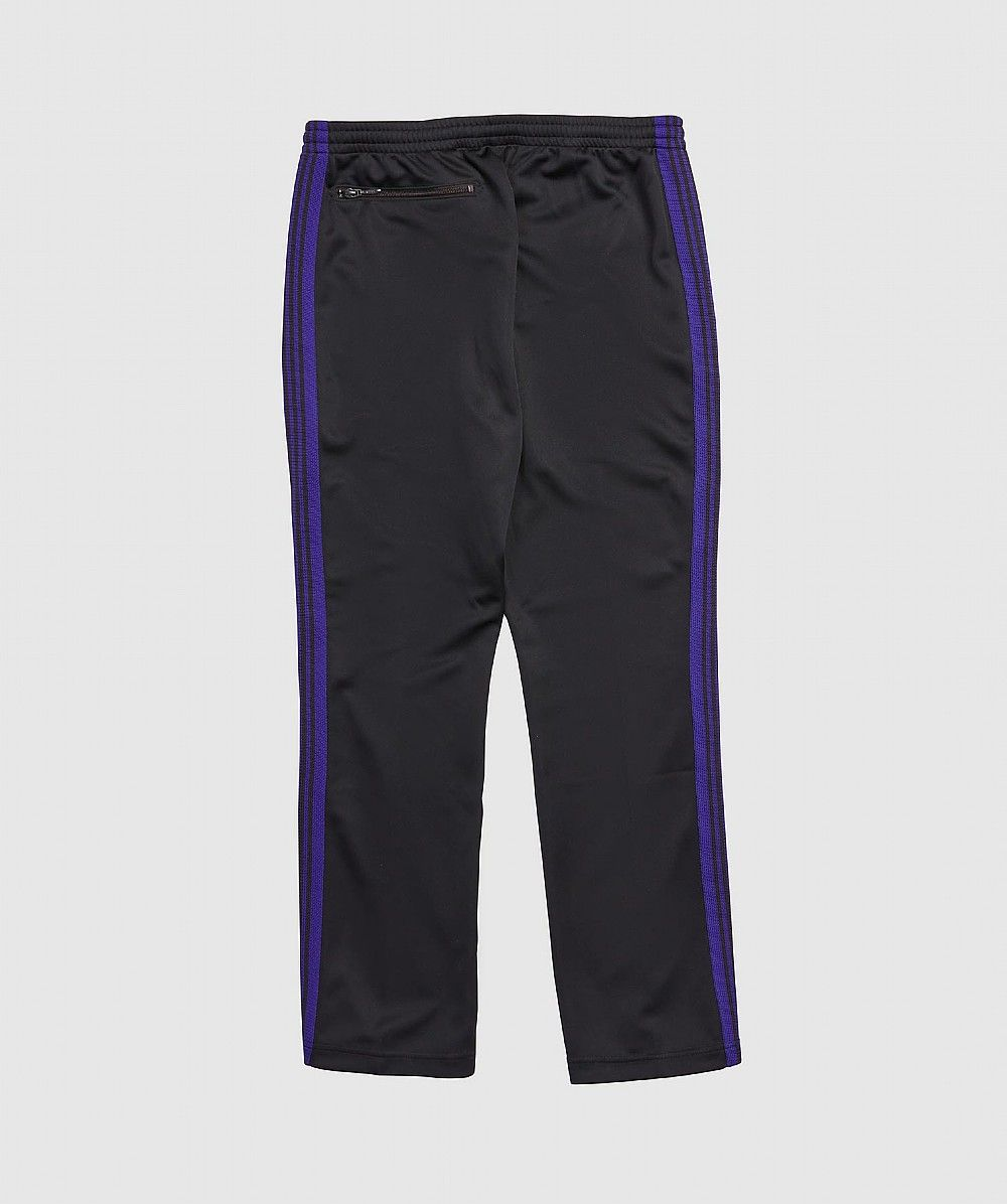 Green or Grey Poly Smooth Track Pant