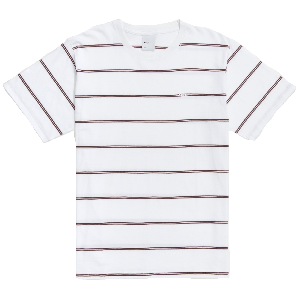 Mutli Double Stripe T-Shirt