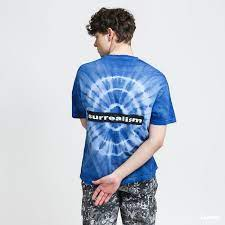 Blue Surrealism Tye Dye Shirt