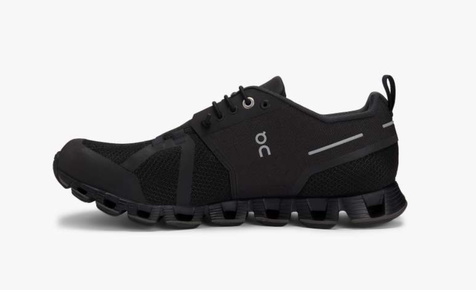 Black Cloud Waterproof Shoes