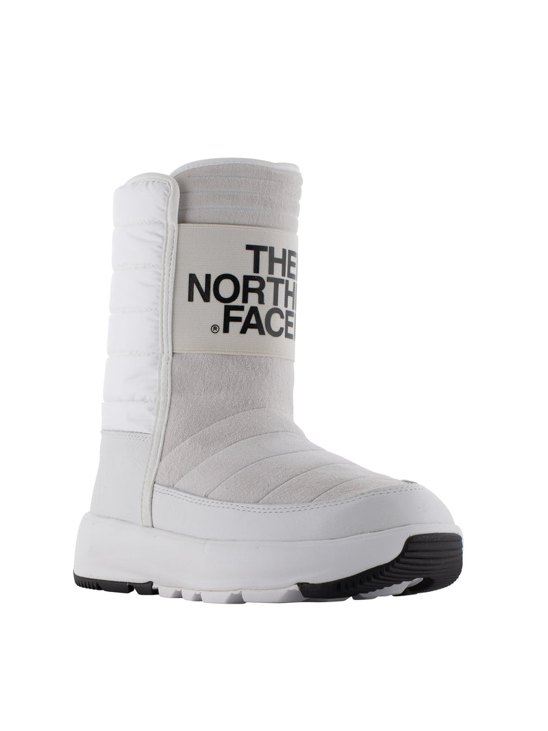 White Ozone Park Winter Pull-On Boots
