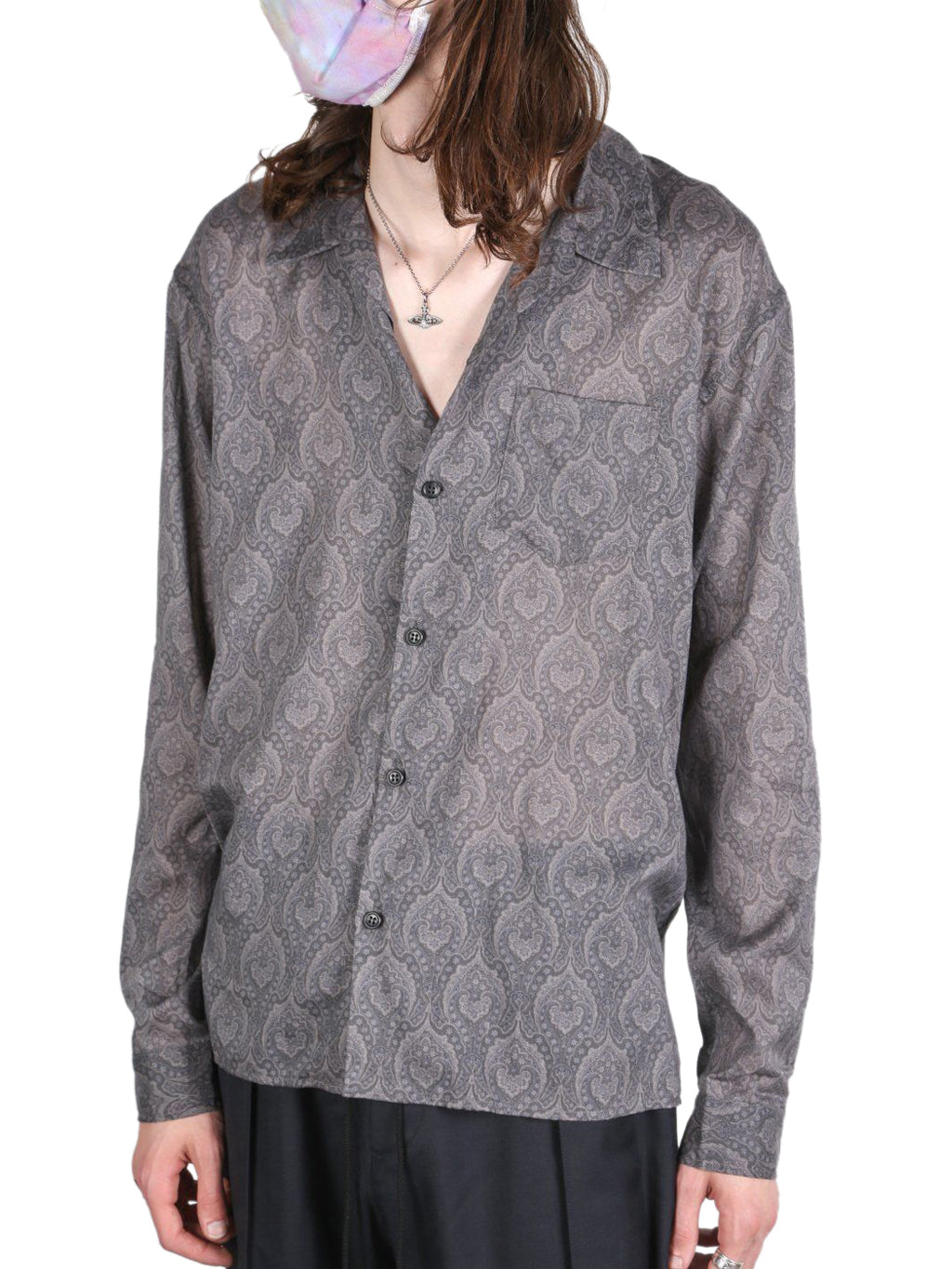 Grey Seville Shirt