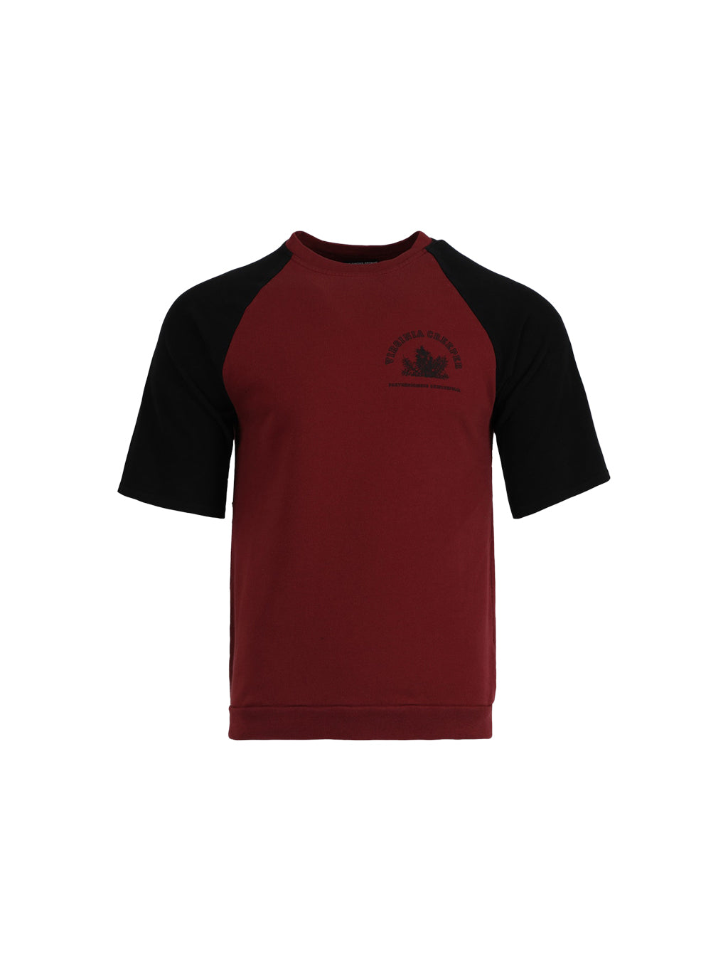 Burgundy Archive Redux Virginia Creeper T-Shirt