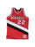 Red NBA Portland Trail Blazers Swingman Jersey thumbnail 1
