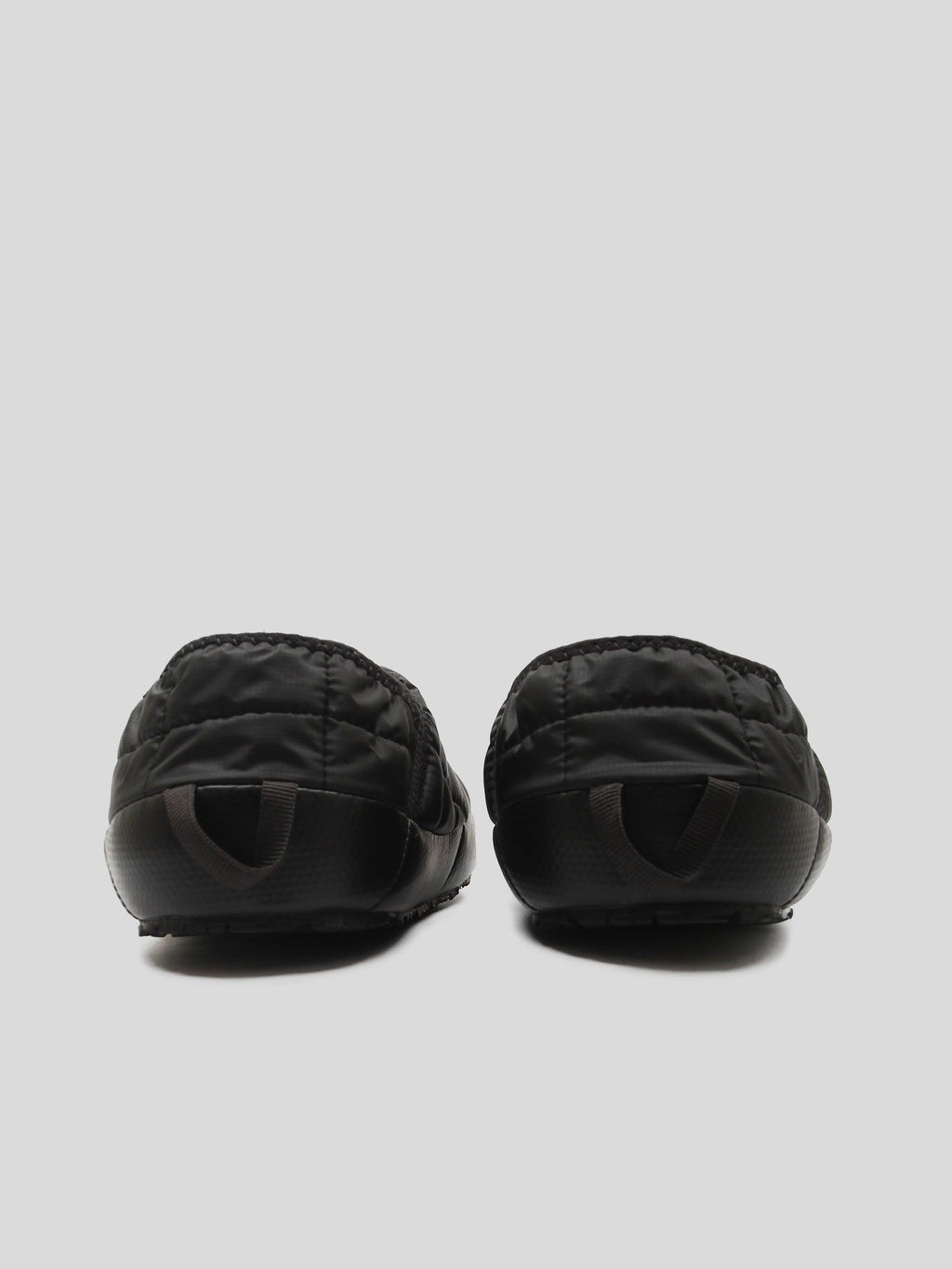 Black TB Tracting Mule V Slippers
