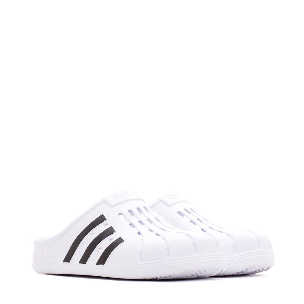 Cloud White Adilette Clog Slip On