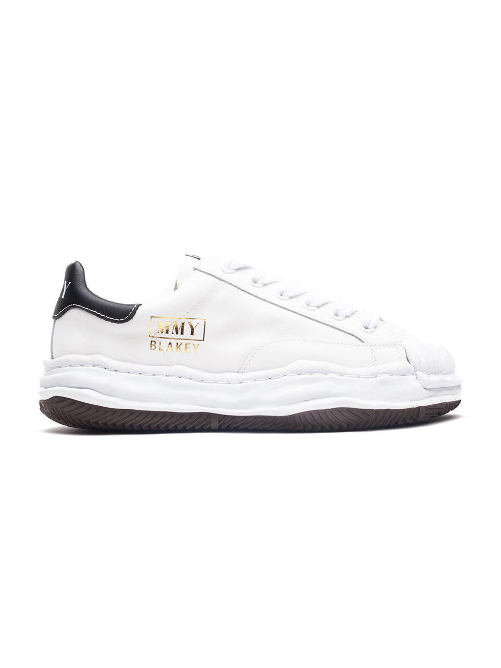 White Blakey Low Sneakers