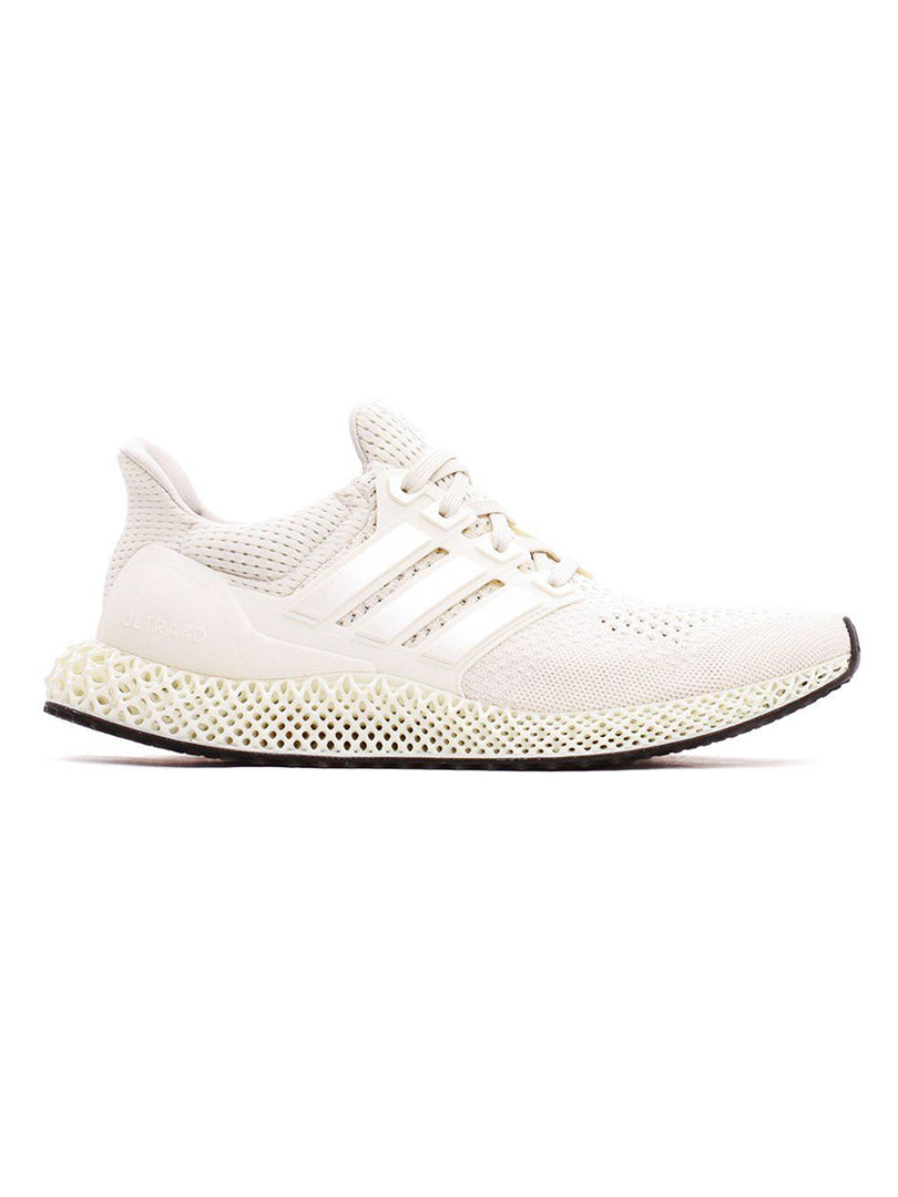 White Ultra 4D Sneakers