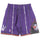 Purple NBA Swingman Toronto Raptors Shorts thumbnail 1