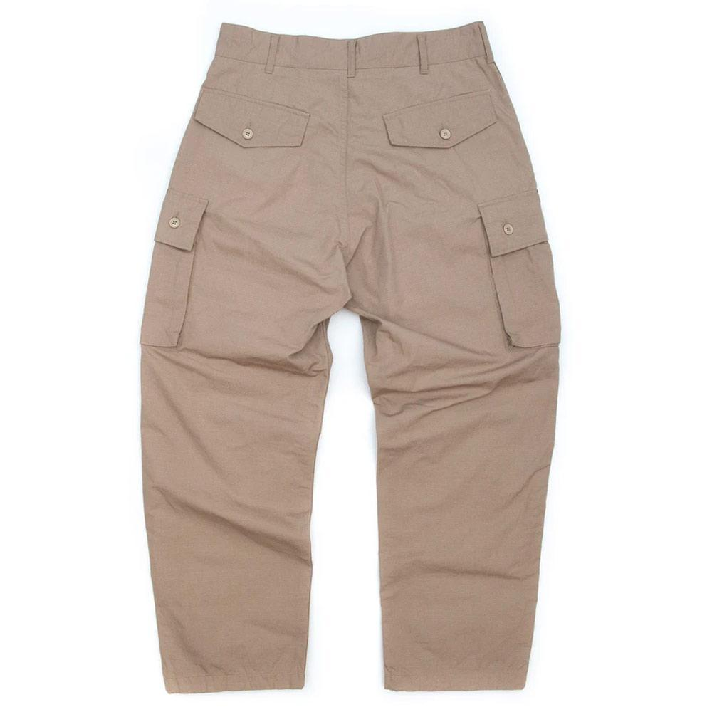 Khaki Cotton Ripstop FA Pants