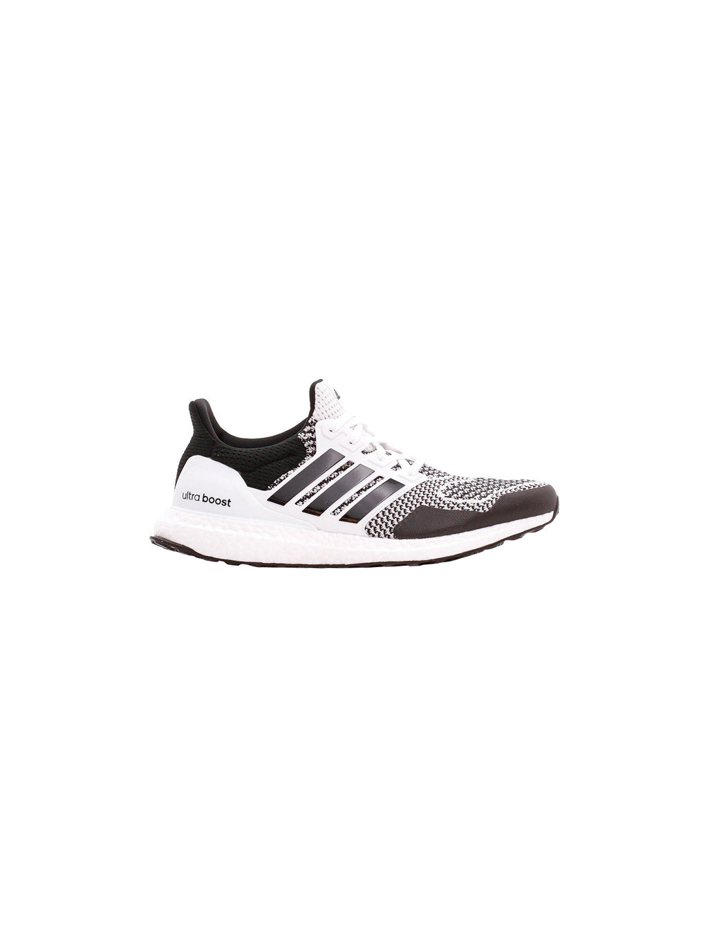 Black & White Ultraboost 1.0 DNA Running Shoes