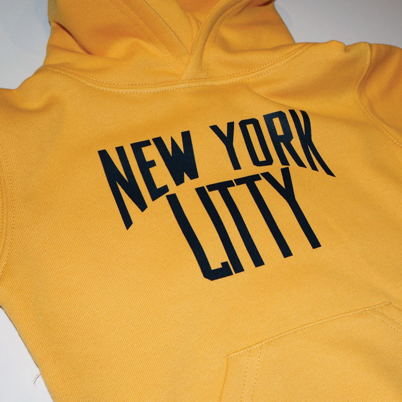 Mustard New York Litty Hoodie