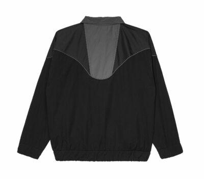 Black Nylon Sport Jacket