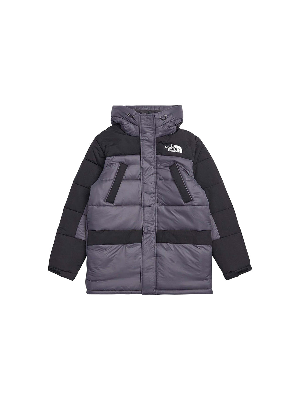Gray Himalayan Insulated Parka Jacket