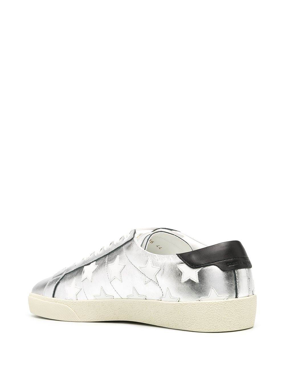 Silver Court Classic Star California Sneakers