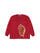 Red Utero Jaquard Sweater thumbnail 1