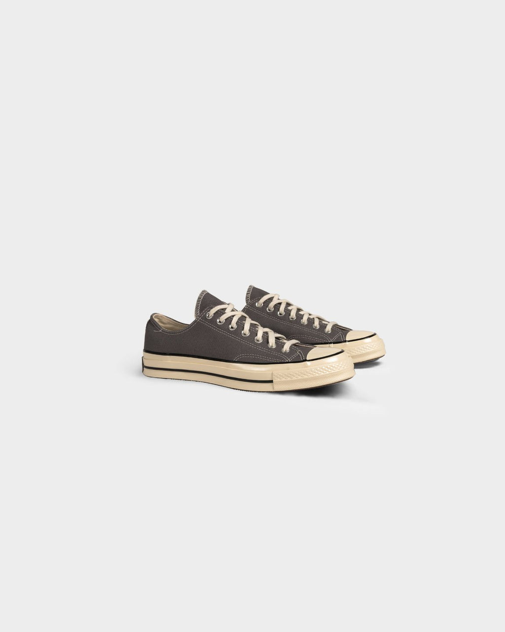 Gray Chuck 70 Ox Sneakers