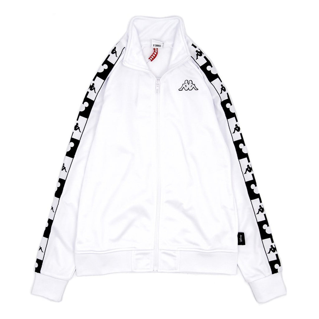 White Authentic Ander Fleece Jacket